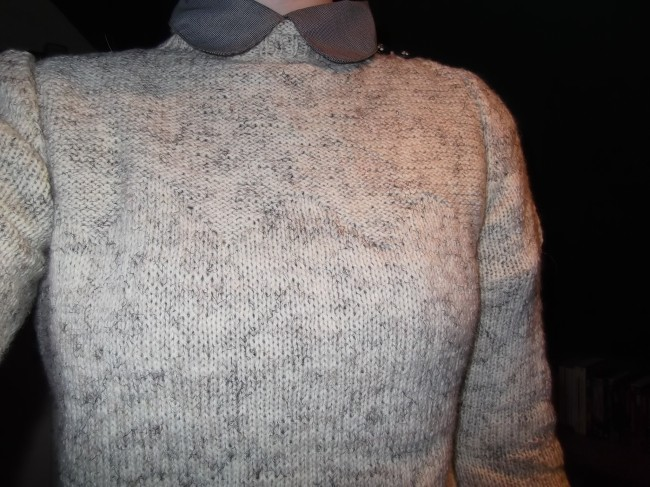 Knitting Pattern For Katie Morag Jumper : Katie-Morag sweater coquettereject
